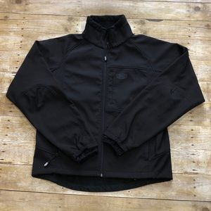 Official Land Rover Soft Shell Jacket  Lrg Black